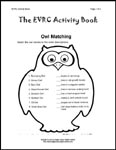 The EVRC Activity Book